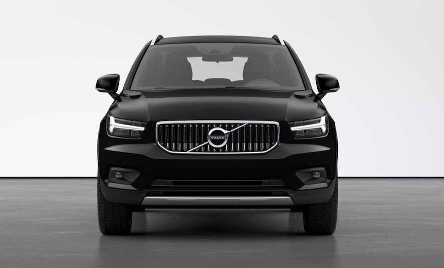 Volvo Electric Car: XC40 Recharge Plug-In Hybrid (Inscription Pro) SUV (credit: Volvo)