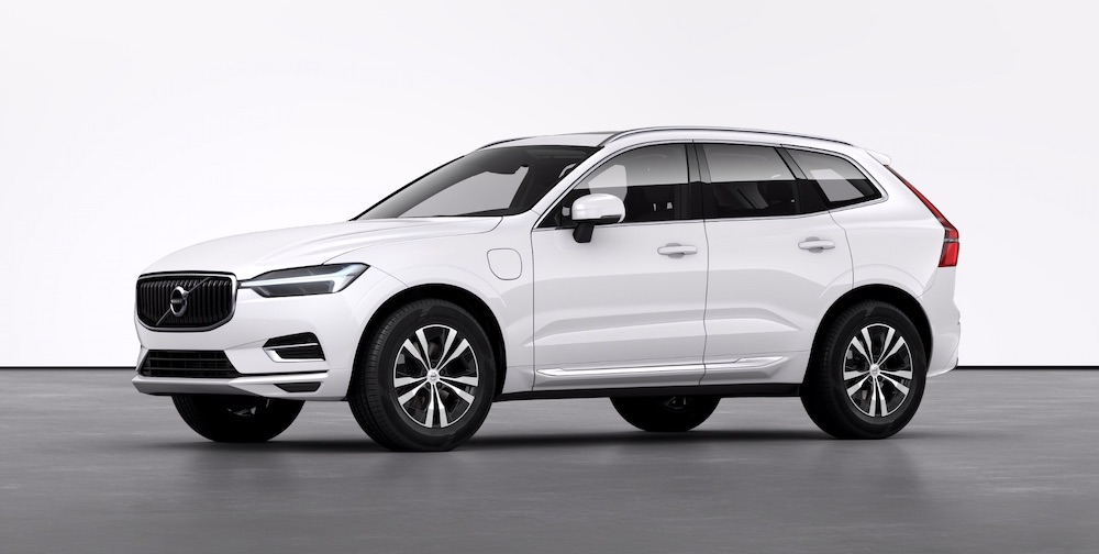 Volvo Electric Car: XC60 Recharge Plug-In Hybrid (Inscription Expression) SUV (credit: Volvo)