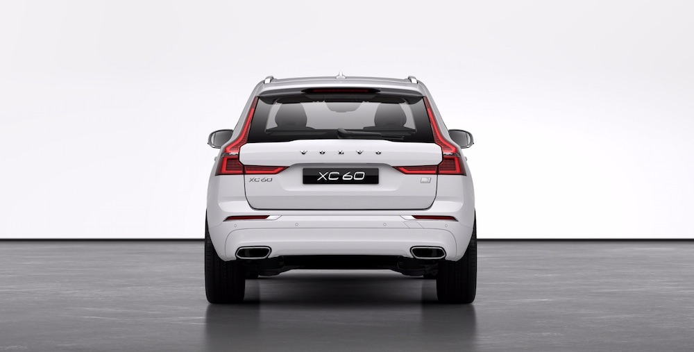 Volvo Electric Car: XC60 Recharge Plug-In Hybrid (R-Design) SUV (credit: Volvo)