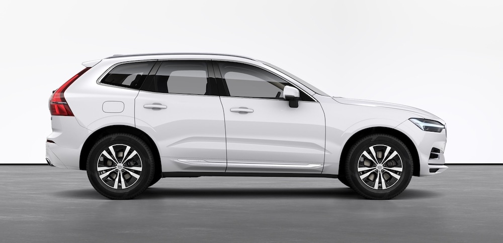 Volvo XC60 Recharge Plug-In Hybrid (Inscription Expression) SUV (credit: Volvo)