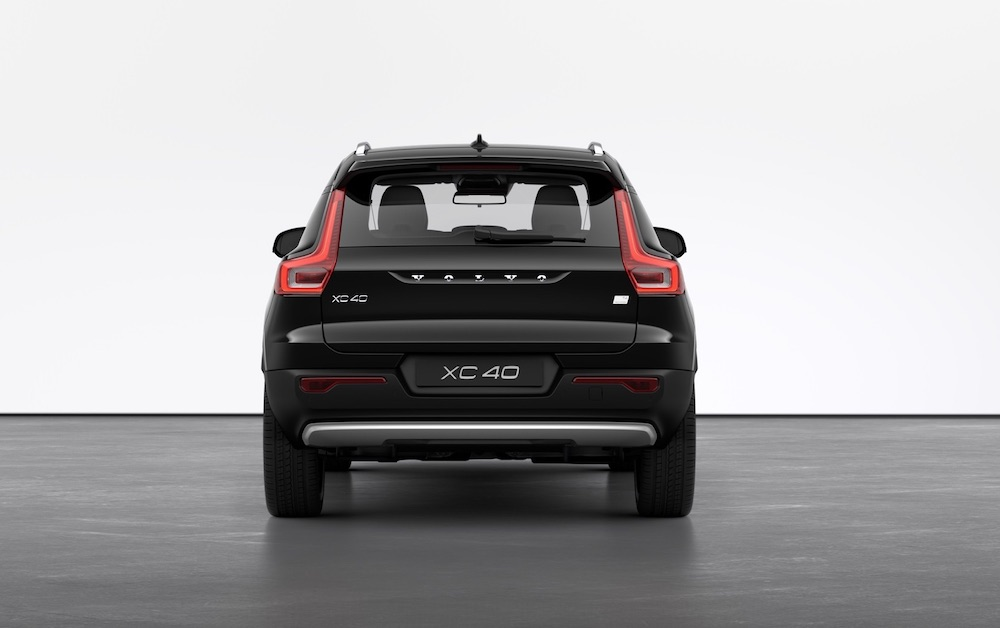 Volvo Electric Car: XC40 Recharge Plug-In Hybrid SUV (credit: Volvo)