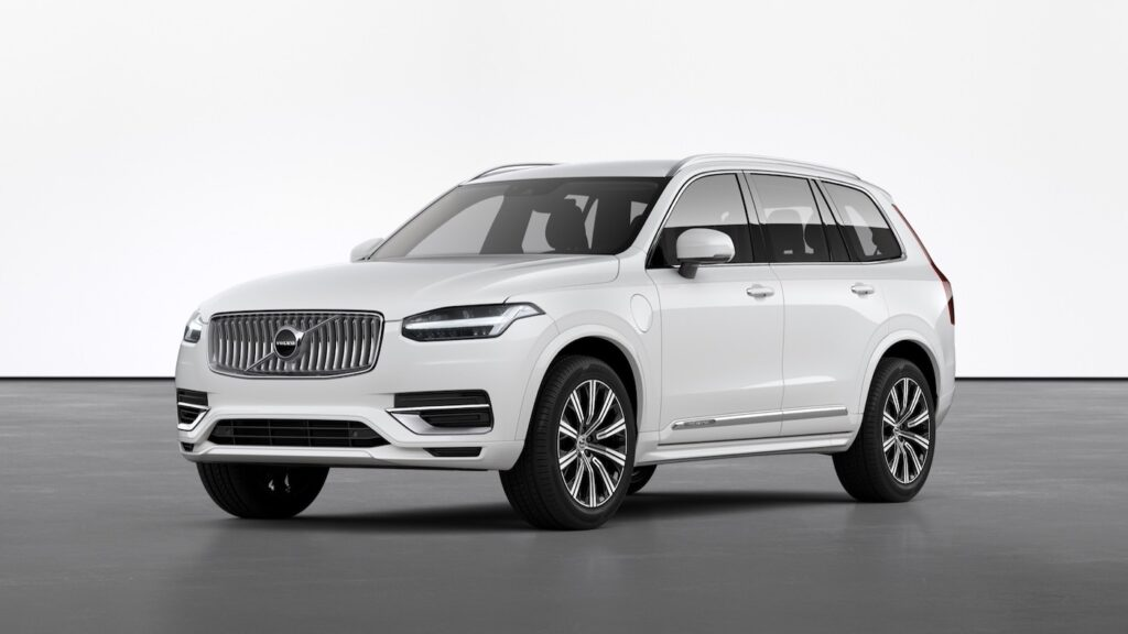 XC90 Recharge Plug-In Hybrid (Inscription Pro) SUV