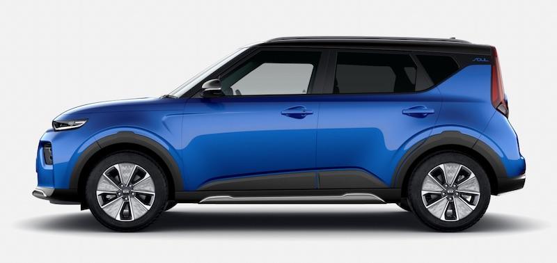 The All-New Kia Soul Electric SUV