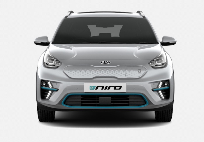 All Electric Kia e-Niro SUV UK