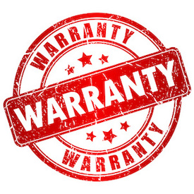EV Charge Point Warranty