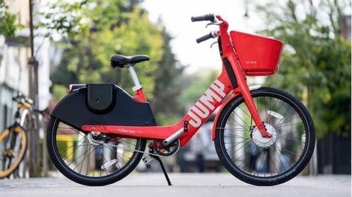 Jump Electric Bikes London