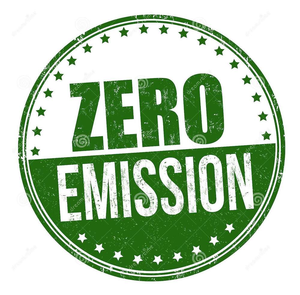 e-bikes zero emission