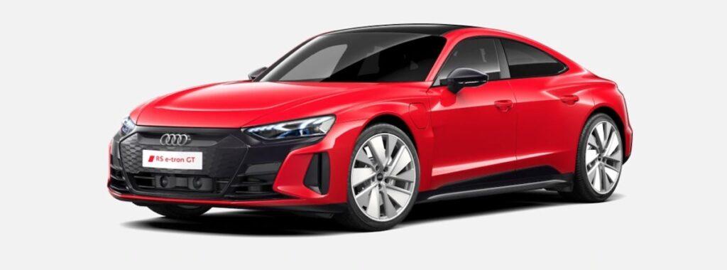Auto elettrica Audi RS e-tron GT