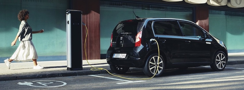 SEAT Mii Electric Car (credit: SEAT)