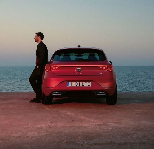 SEAT Leon e-Hybrid Electric Car