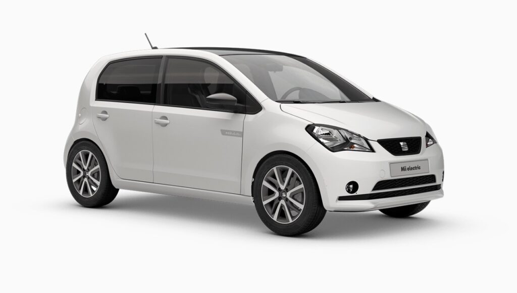Seat mii electric car