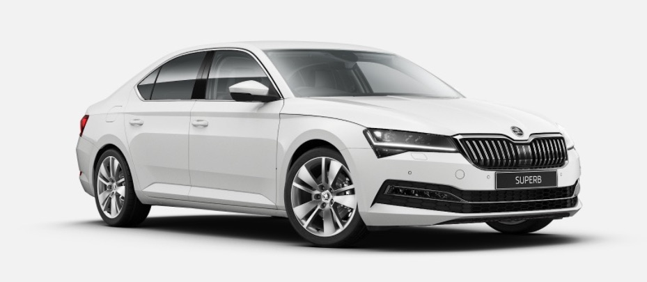 SKODA SUPERB iV Hatchback PHEV (credit: SKODA)