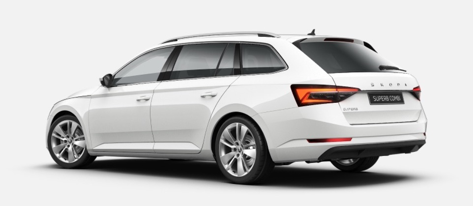 SKODA SUPERB iV Estate PHEV