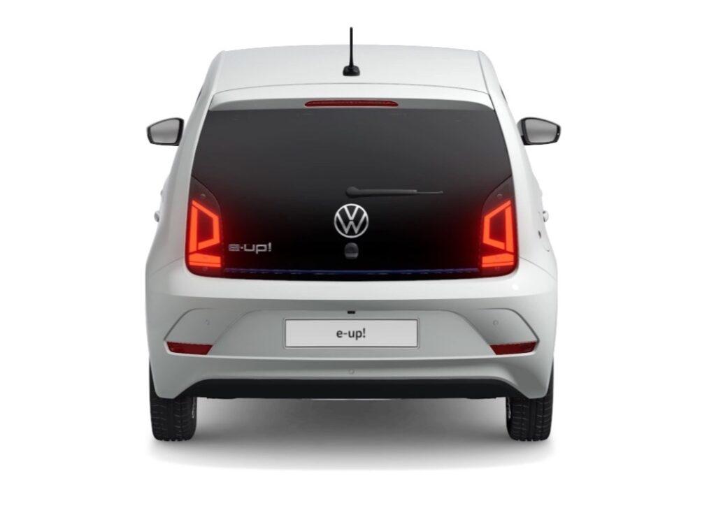 VW electric e-up!