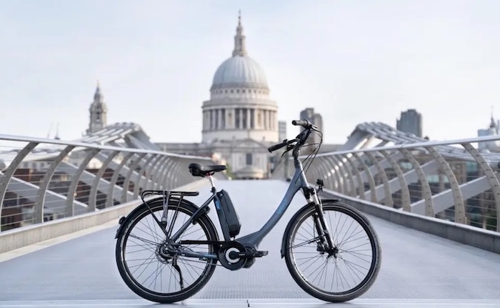 london e-bike