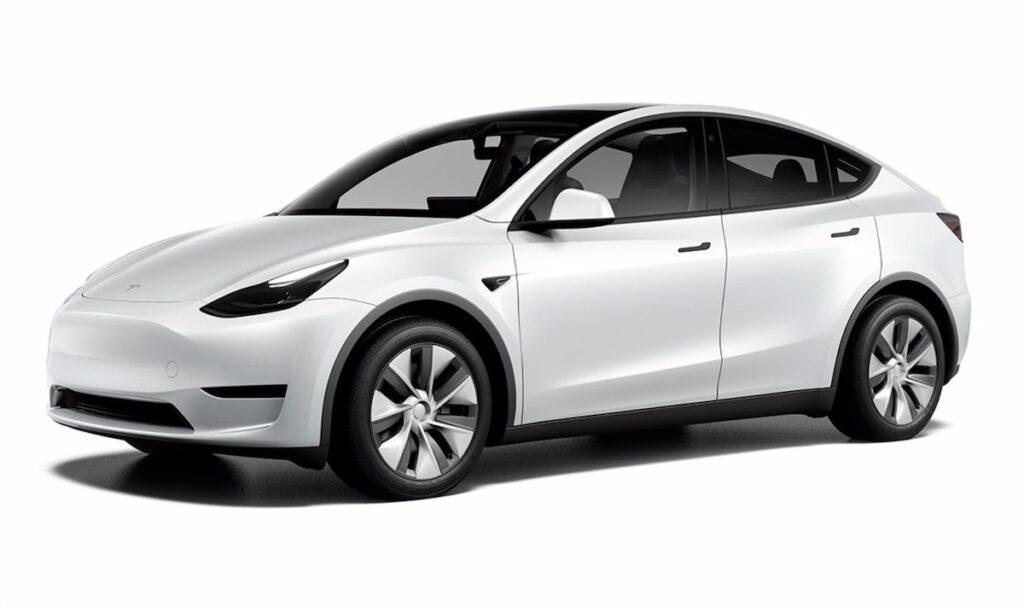 Auto elettrica Tesla Model Y
