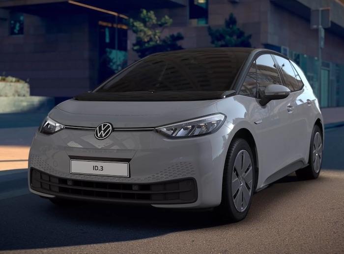 Volkswagen ID.3 Electric Hatchback India