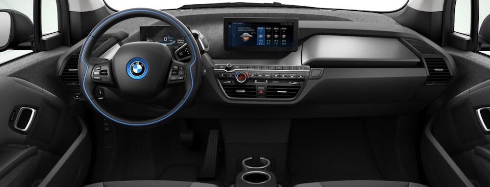 Auto elettrica BMW i3