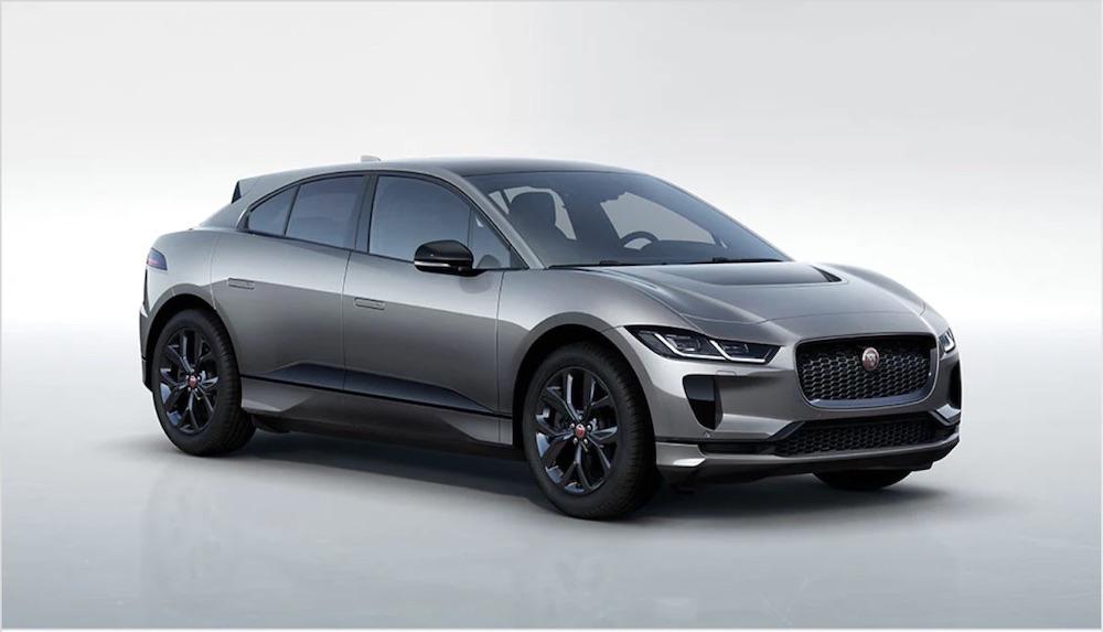 jaguar i pace electric SUV