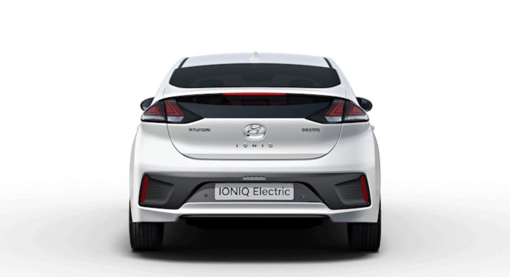 Hyundai IONIQ Berlina elettrica