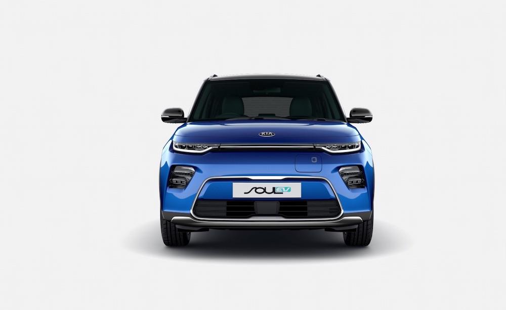 Kia soul electric SUV EV