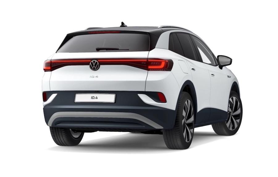 Volkswagen ID.4 SUV elettrico