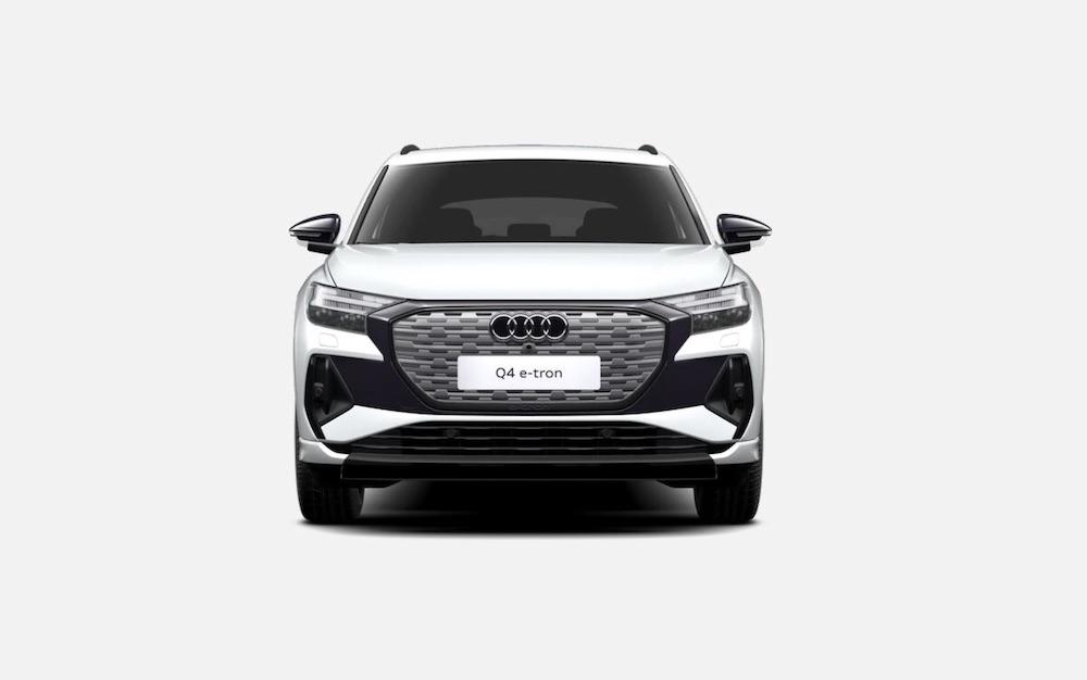 Audi e-tron electric Q4 India