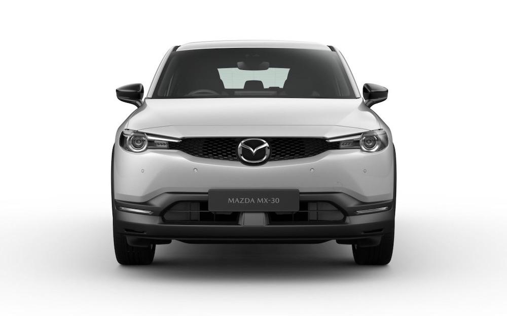 Mazda MX-30 electric SUV