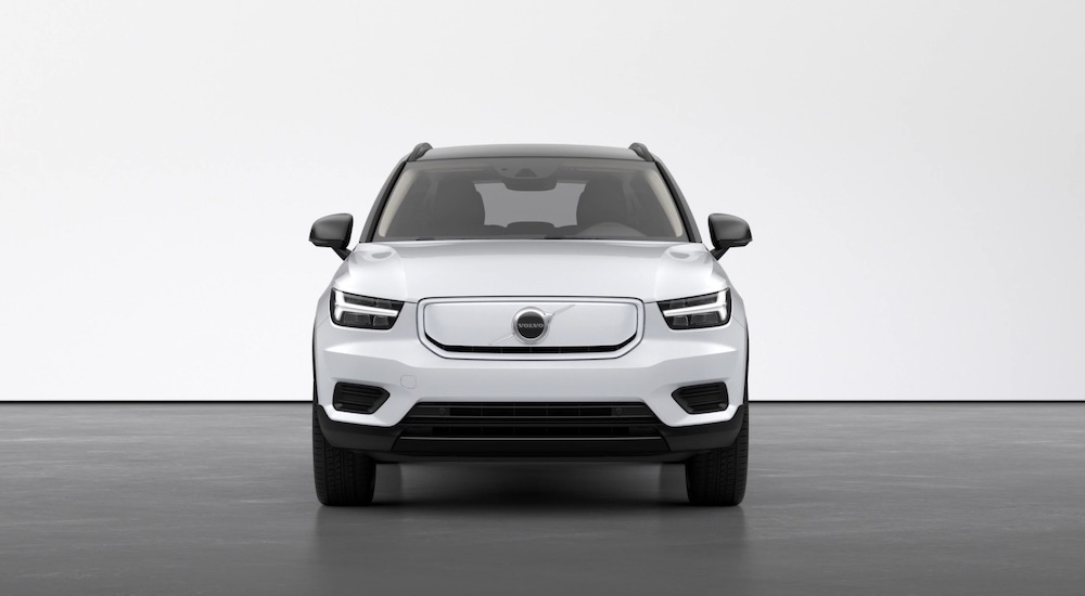The All-Electric Volvo XC40 Recharge (credit: Volvo)