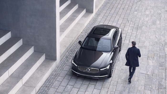 Volvo S90 Recharge Plug-In Hybrid