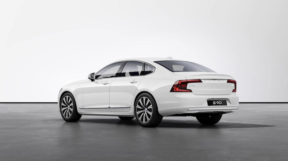 Volvo S90 Recharge ibrido plug-in