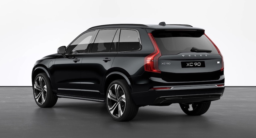 Volvo XC90 Recharge Plug-In Hybrid SUV India