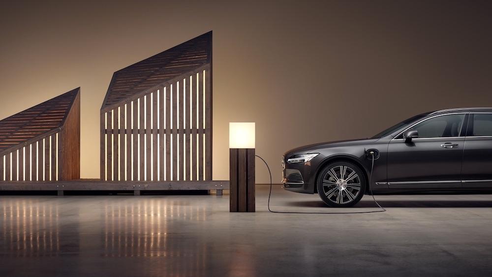 Volvo V90 Recharge Plug-In Hybrid Estate