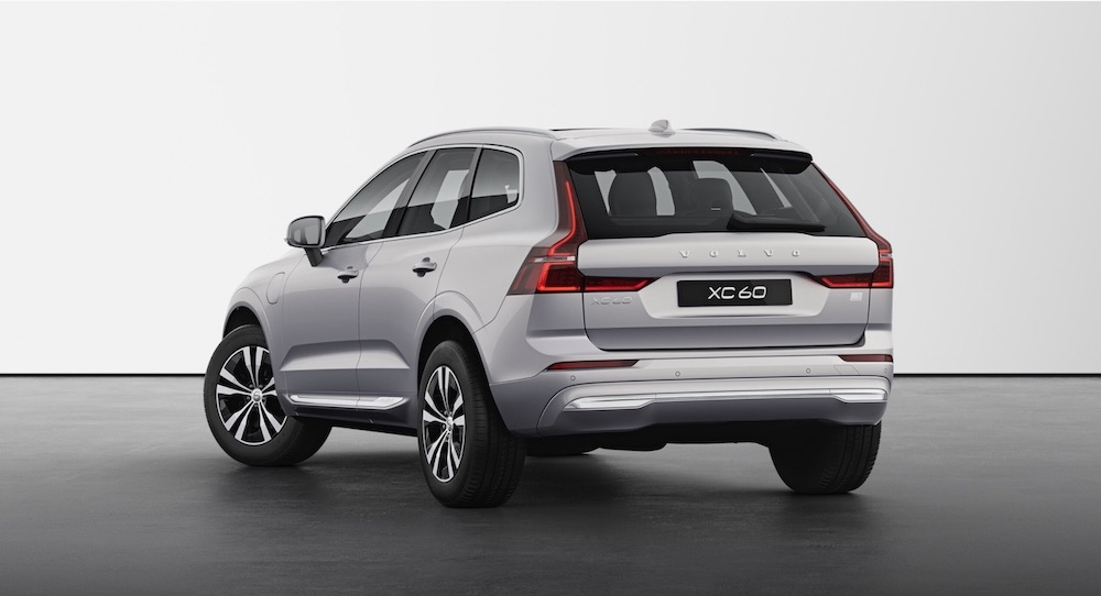 Volvo XC60 Recharge electric plug-in hybrid