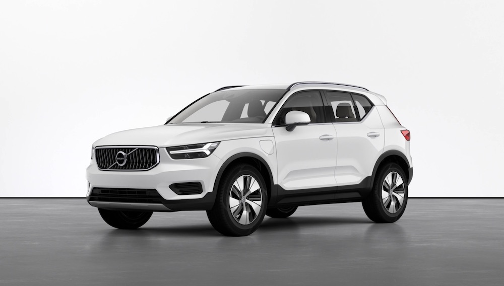Volvo XC40 Recharge electric plug-in hybrid