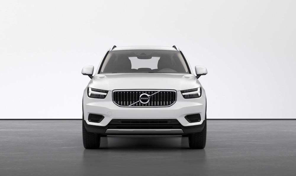 Volvo XC40 electric Plug-In Hybrid SUV