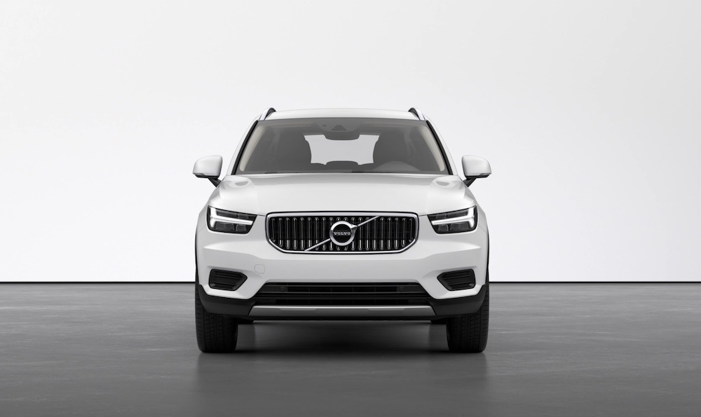 Volvo XC40 Recharge electric plug-in hybrid India