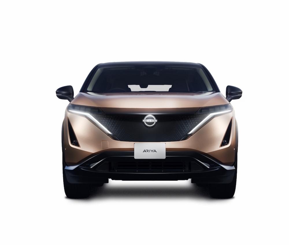 Nissan Ariya electric car