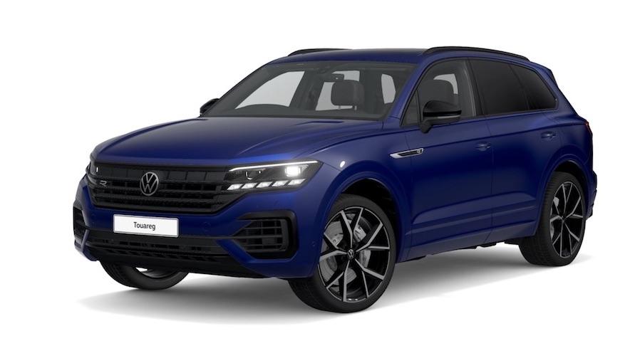 Volkswagen Touareg R Plug-In