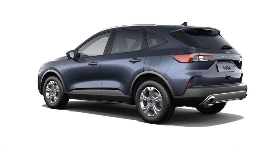 Ford Kuga plug in hybrid electric car