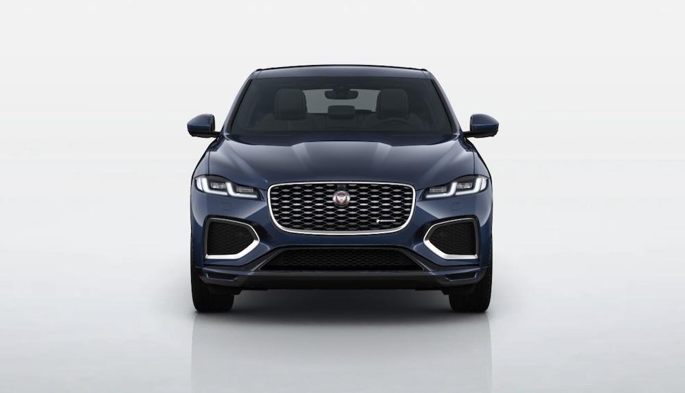 Jaguar F-PACE Plug-In Hybrid SUV