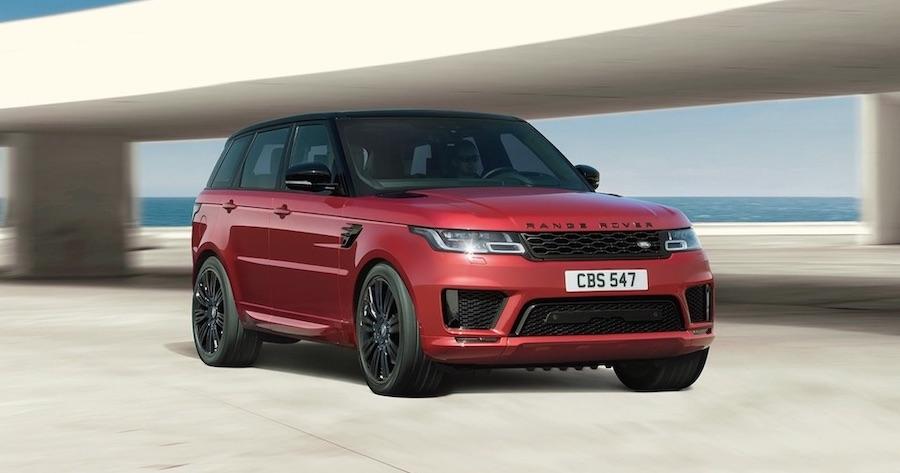 Land Rover Range Rover Sport Plug-In Hybrid SUV