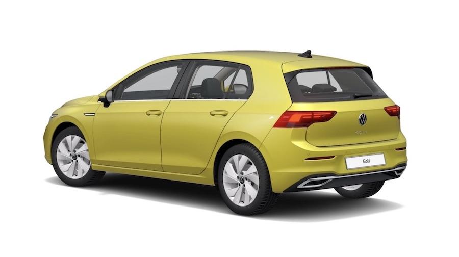 Volkswagen Golf 8  ibrido plug-in