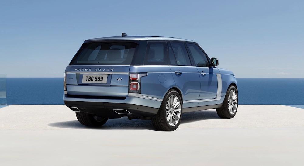 Land Rover Range Rover Plug-In Hybrid SUV