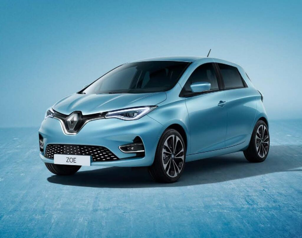 The All-Electric Renault ZOE India