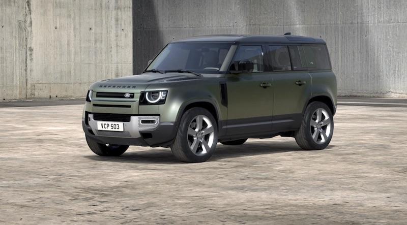 Land Rover Defender 110 Plug-In Hybrid SUV