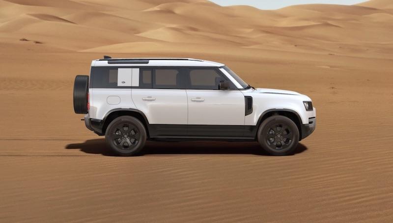 Land Rover Defender 110 Plug-In Hybrid