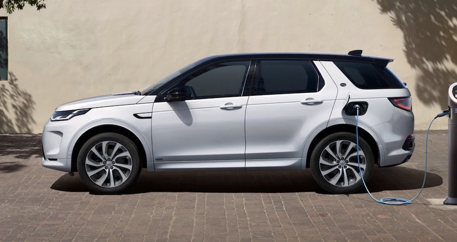 Land Rover Discovery Sport Plug-In Hybrid SUV