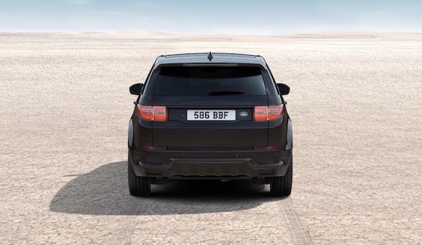 Land Rover Discovery Sport Plug-In Hybrid SUV India
