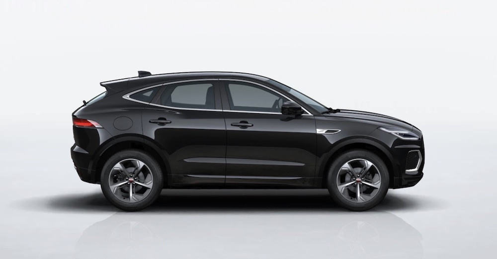 jaguar electric SUV